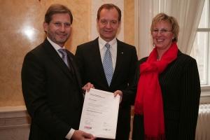 Auszeichnung zum Akkreditierten CSR-Expert