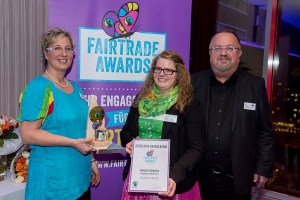 Gewinner FAIRTRADE Award 2016