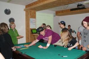 Semiarprojekte im Jugendtreff Piesendorf